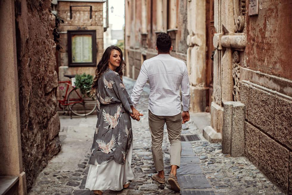 Ramona e Dario: Engagement in Tropea
