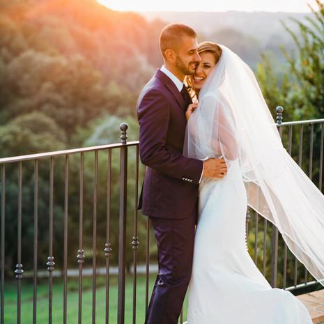 Alessia e Stefano: amarsi a Tenuta delle Grazie.