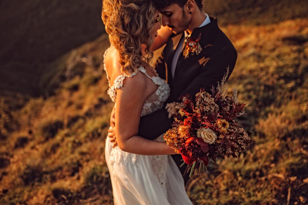 The warm breath of the autumn wind: inspiration wedding in Villa Letizia