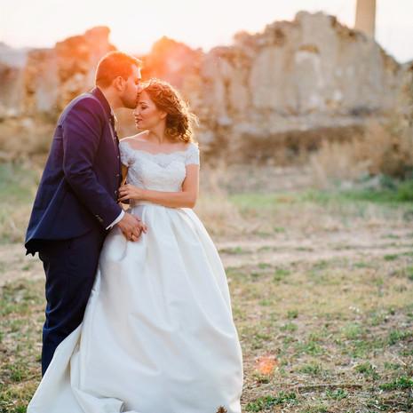 Matrimonio ad Hotel Balestrieri: la storia d'amore di Giada e David.