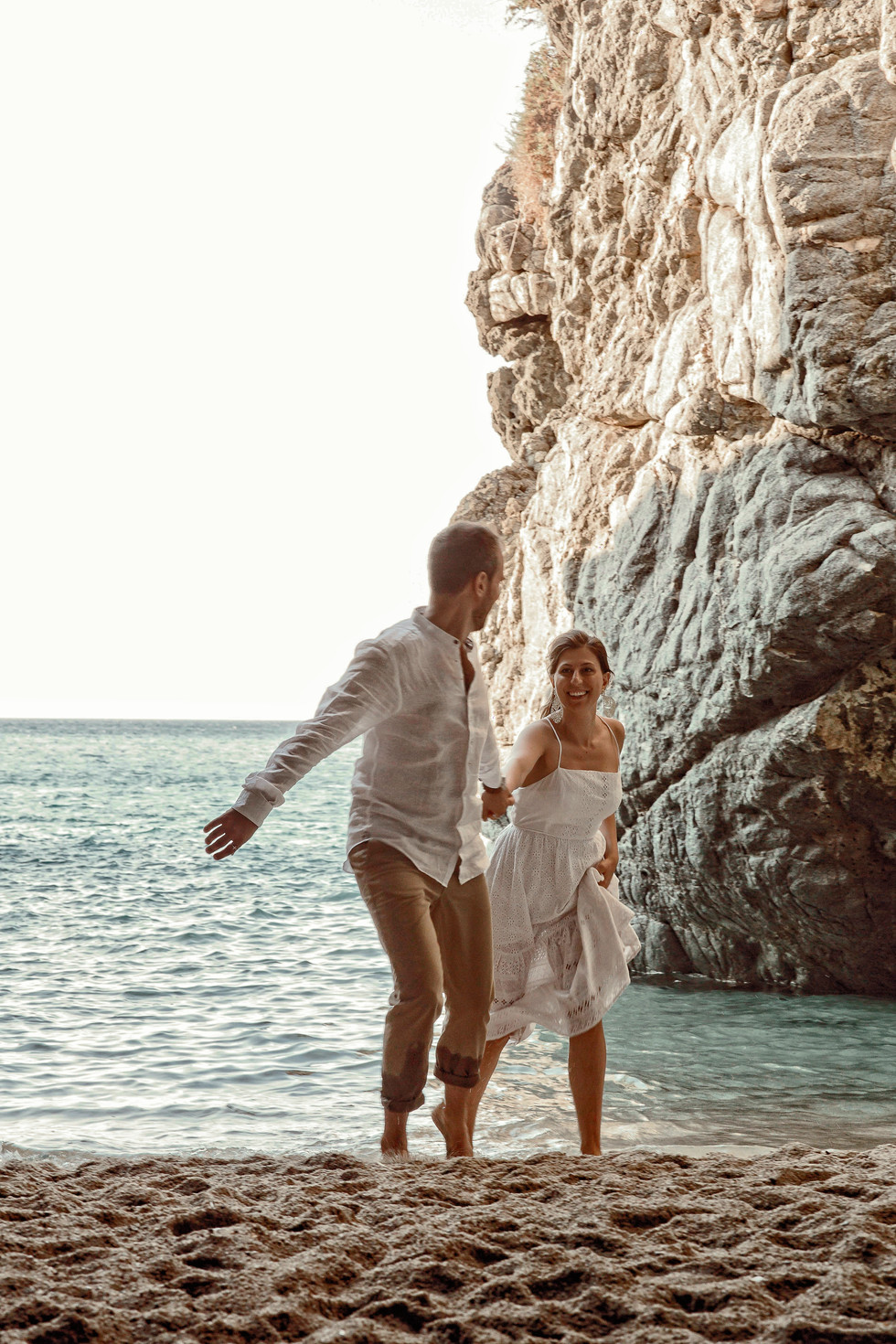 A+F Engagement session in Caminia (Calabria)