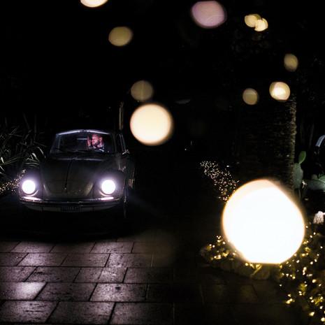 Matrimonio natalizio a Casino Lenza