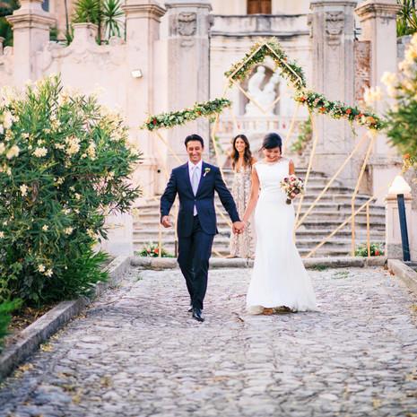 Matrimonio a Villa Caristo: una perla barocca nel cuore della Calabria