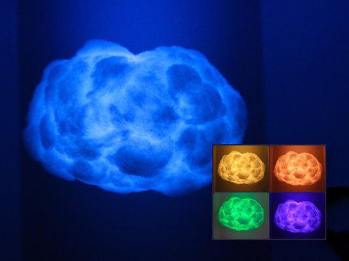 """Oval Color Bluetooth Speaker Cloud Light (18"""")"""