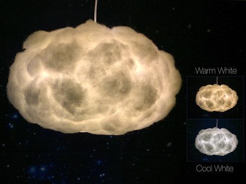 "Medium Oval Cloud Light (18"")"