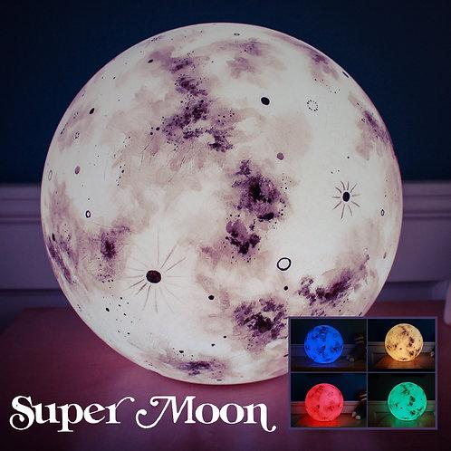"""Super Moon (14"""")"""