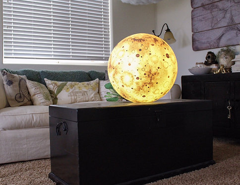 "Giant Moon Light (20"")"