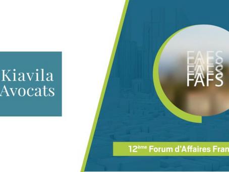 12 ème Forum Affaires Franco/Suisse