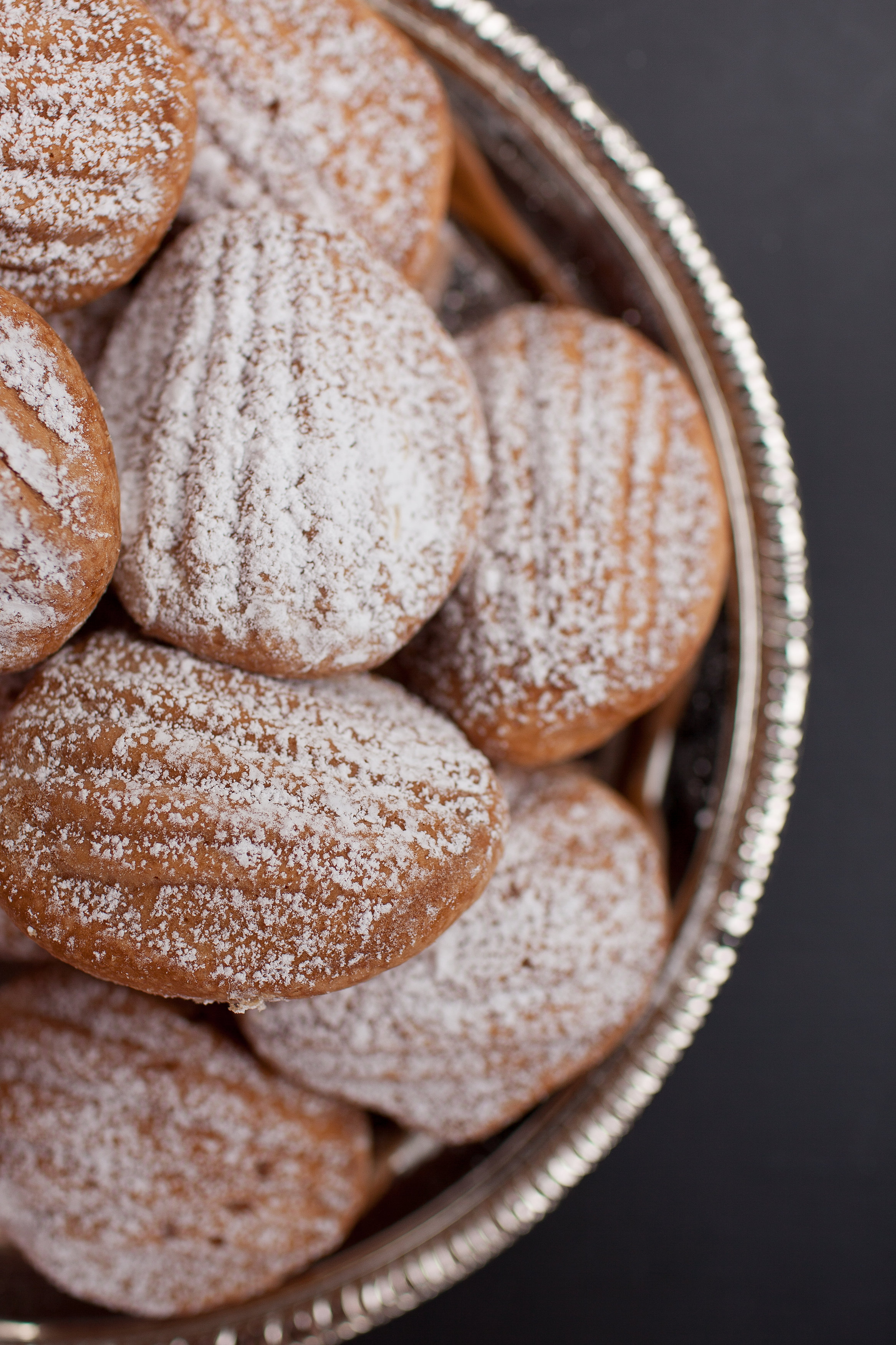 madeleines (tea cake)