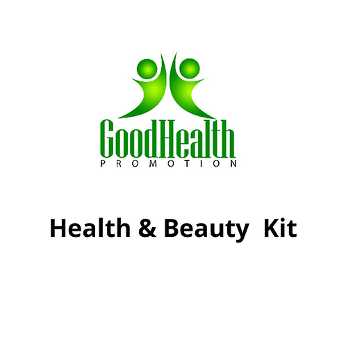 Health and Beauty Kit - Customised Kit
