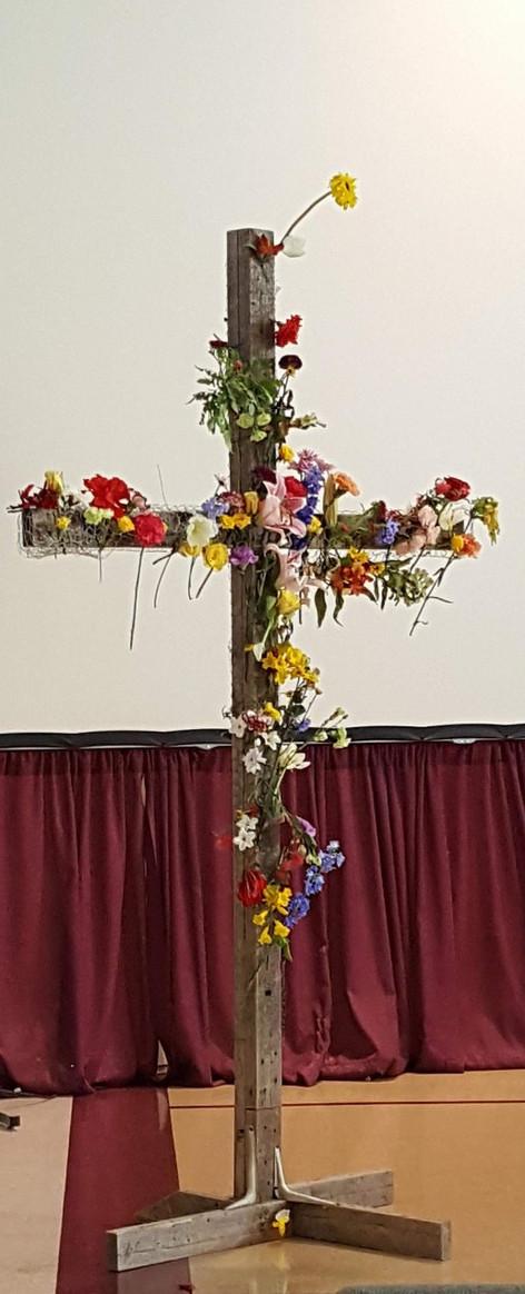 Flowering of the Cross
