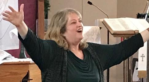 Pastor Michelle Vernone