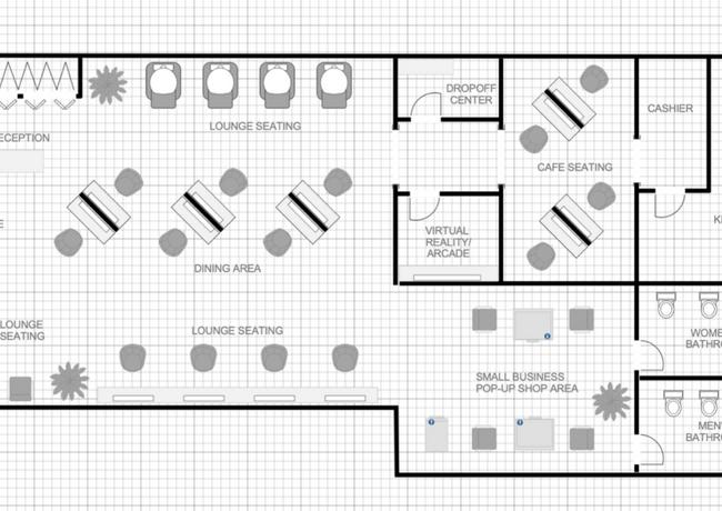floor plant blueprint: tier 1
