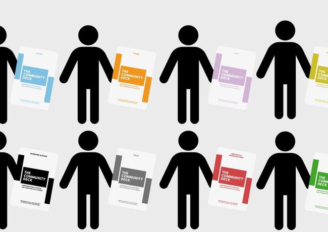A design tool to promote more inclusive processes + foster collaborative organizational discourse.