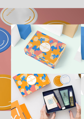 4. Gift Packaging: Delicate and premium packaged shipping boxes give Amazon shoppers the superior experience.