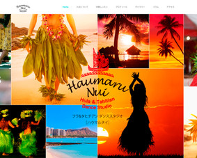 Haumaru Nui - hula & tahitian dance studio HP