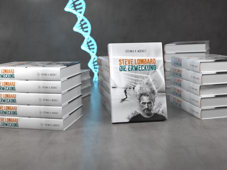 Das Hardcover zu Steve Lombard