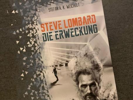 Erfreuliche Rezension zu Steve Lombard