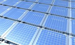 Arbeit von 2009 - Photovoltaik in 3D