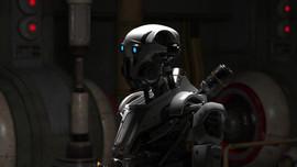 Android im Raumschiff