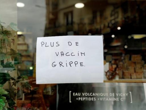 « Plus de vaccins » pour les vichyssois