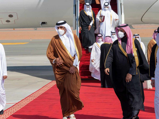 La fin du blocus saoudien sur le Qatar