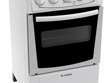 Cocina James C 105 Supergas Blanca