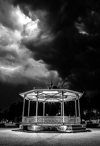 Lighting the Bandstand