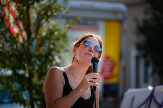 Nina sings the American songbook, 2020, Arts on the Avenues