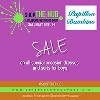 Papillon Bambino Deal - Made with Poster