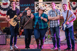 Mama D and the Vexations, 2020, Arts on the Avenues