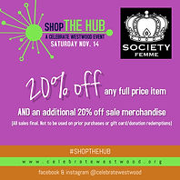 Society Femme Deal - Made with PosterMyW