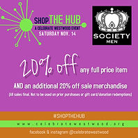 Society Men Deal - Made with PosterMyWal
