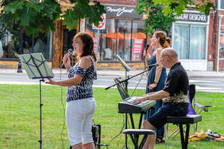 The Street Corner Singers, 2020, Arts on the Avenues