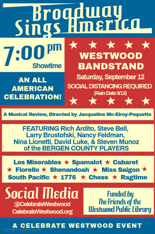 Broadway Sings America, 2020, Arts on the Avenues
