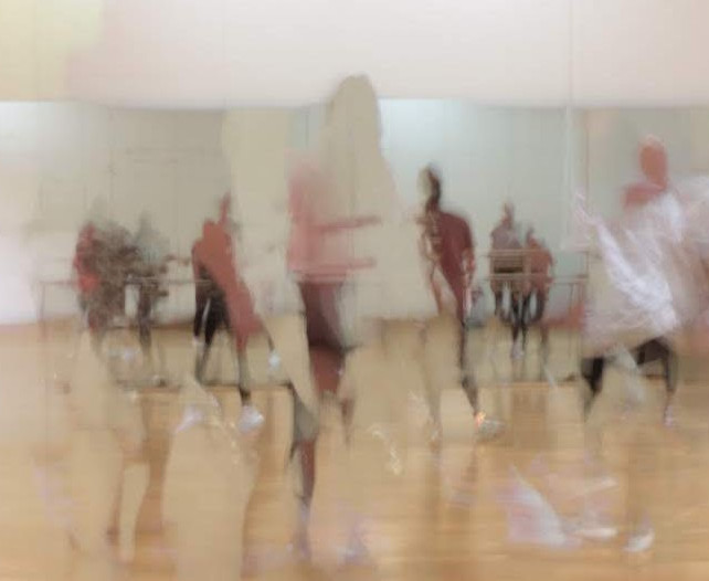 'Dance Class' (Photographic Collage)