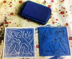 Introduction to Linocut £35 p/p