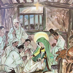 Korean Nativity