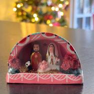 El Salvador Nativity
