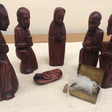 Ugandan nativity