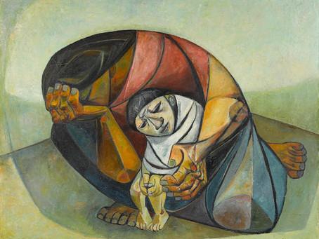 Daily Global Art & Prayer