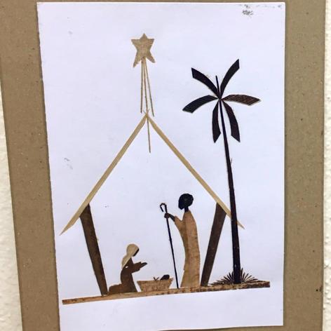 Rwandan Nativity