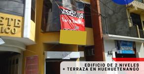 En Alquiler! Propiedad comercial en Huehuetenango. Q7,800        ID: IO181008