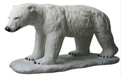 Polar Bear - Mother 51.5 in..JPG