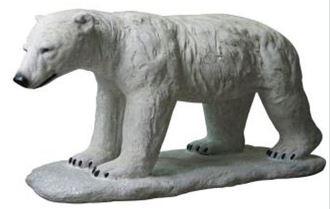 Polar Bear - Mother 51.5 in..JPG