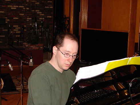 Phil Burns on Keys