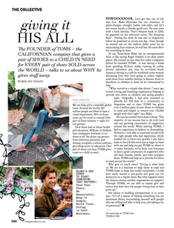 The Collective magazine
