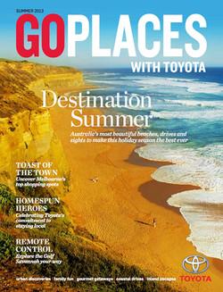 Go Places magazine