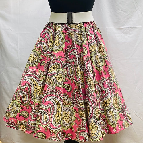 Deborah Paisley  Princess Skirt