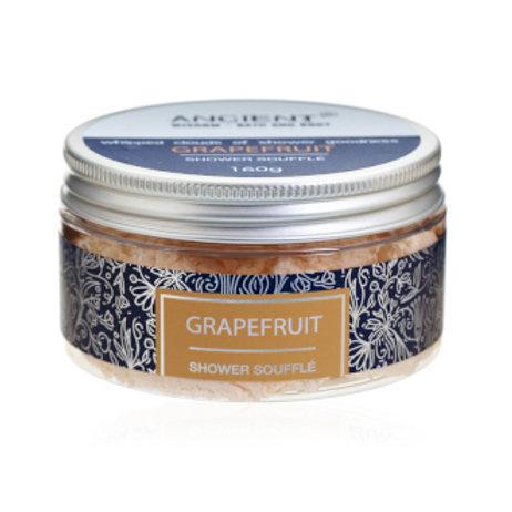 Grapefruit Shower Soufflé